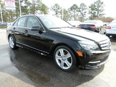 2011 Mercedes-Benz C-Class C300 Sedan for sale in Florence for $27,280 with 21,650 miles.