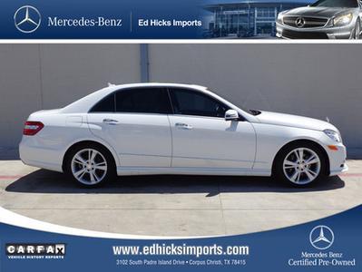 2013 Mercedes-Benz E-Class E350 Sedan for sale in Corpus Christi for $47,950 with 16,864 miles.