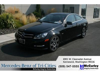 2014 Mercedes-Benz C-Class C250 Coupe for sale in Kennewick for $40,933 with 48 miles.