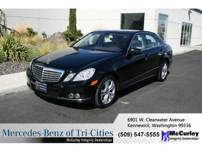 2011 Mercedes-Benz E-Class E350 Sedan for sale in Kennewick for $38,933 with 25,551 miles.