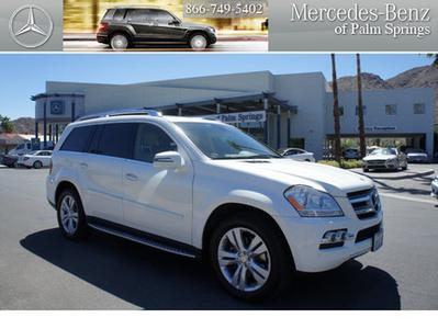 2011 Mercedes-Benz GL-Class GL450 SUV for sale in Palm Springs for $51,900 with 39,970 miles.