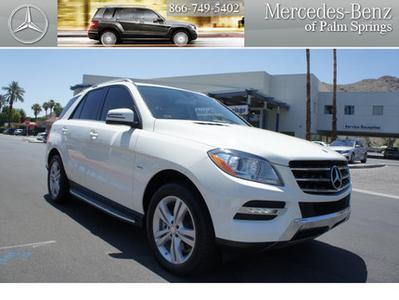 2012 Mercedes-Benz M-Class SUV for sale in Palm Springs for $46,900 with 23,704 miles.