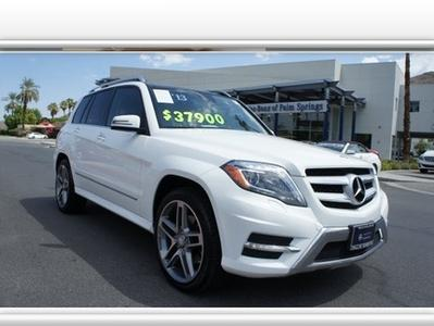 2013 Mercedes-Benz GLK-Class GLK350 SUV for sale in Palm Springs for $37,900 with 22,955 miles.