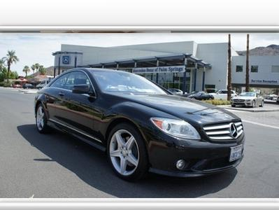 2010 Mercedes-Benz CL-Class CL550 4MATIC Coupe for sale in Palm Springs for $66,900 with 35,579 miles.