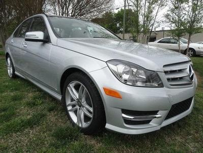 2013 Mercedes-Benz C-Class C250 Sedan for sale in Chattanooga for $32,525 with 7,894 miles.