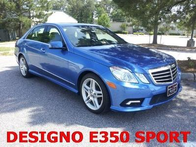 2011 Mercedes-Benz E-Class E350 Sedan for sale in Virginia Beach for $35,678 with 37,576 miles.