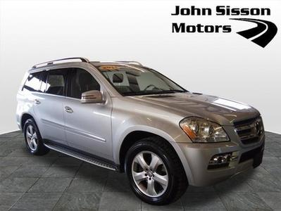 2011 Mercedes-Benz GL-Class GL450 SUV for sale in Washington for $38,981 with 45,630 miles.