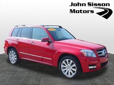2012 Mercedes-Benz GLK-Class GLK350 SUV for sale in Washington for $35,990 with 11,465 miles.