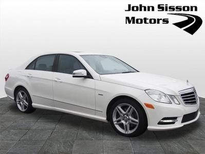 2012 Mercedes-Benz E-Class E350 Sedan for sale in Washington for $39,851 with 23,786 miles.
