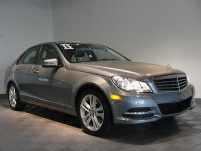 2014 Mercedes-Benz C-Class Sedan for sale in Mechanicsburg for $39,991 with 6,317 miles.