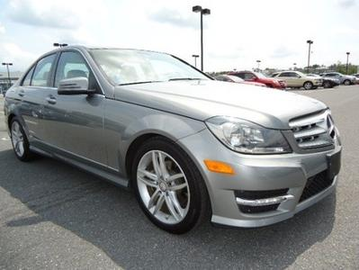 2012 Mercedes-Benz C-Class C300 Sedan for sale in Mechanicsburg for $30,991 with 27,604 miles.