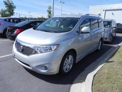 2014 Nissan Quest Minivan for sale in Columbia for $29,975 with 6,191 miles.