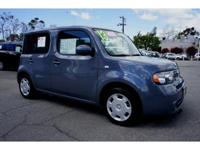 2013 Nissan Cube 1.8 S Hatchback for sale in Los Angeles for $15,999 with 12,796 miles.