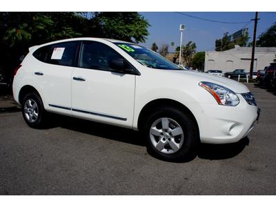 2013 Nissan Rogue S SUV for sale in Los Angeles for $18,999 with 5,011 miles.