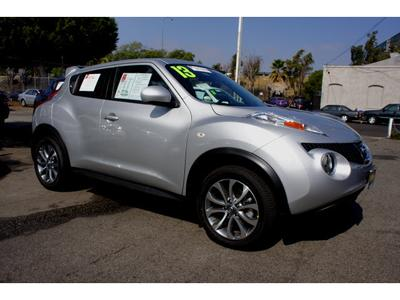 2013 Nissan Juke SV SUV for sale in Los Angeles for $20,999 with 6,023 miles.