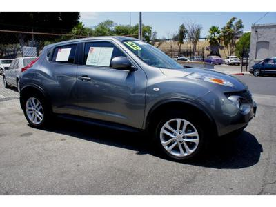 2013 Nissan Juke SV SUV for sale in Los Angeles for $24,999 with 5,883 miles.