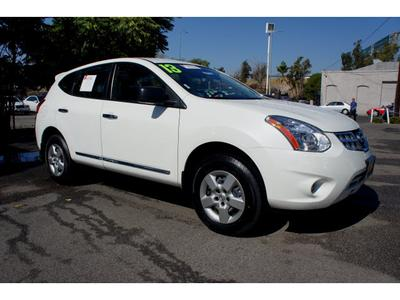 2013 Nissan Rogue S SUV for sale in Los Angeles for $18,999 with 37,007 miles.