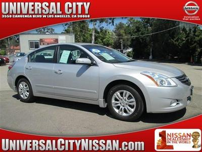 2012 Nissan Altima 2.5 Sedan for sale in Los Angeles for $20,999 with 12,135 miles.