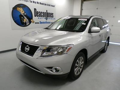 2013 Nissan Pathfinder SV SUV for sale in Goldsboro for $28,990 with 16,794 miles.