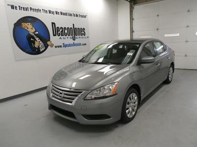 2013 Nissan Sentra S Sedan for sale in Goldsboro for $14,990 with 22,966 miles.