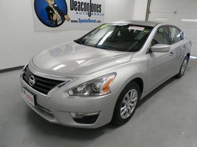 2014 Nissan Altima 2.5 S Sedan for sale in Goldsboro for $18,890 with 16,789 miles.
