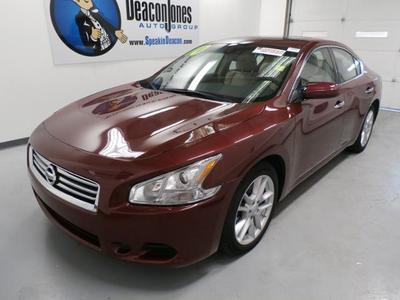 2013 Nissan Maxima S Sedan for sale in Goldsboro for $19,990 with 35,266 miles.