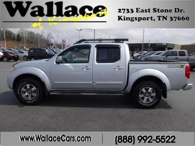 2013 Nissan Frontier Pro-4X Crew Cab Pickup for sale in Kingsport for $31,488 with 8,332 miles.