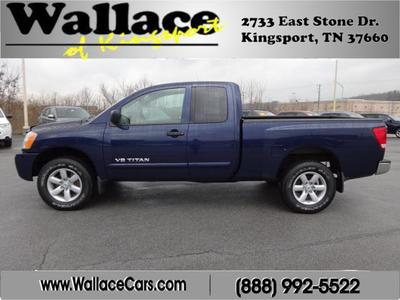 2010 Nissan Titan SE Extended Cab Pickup for sale in Kingsport for $22,498 with 48,651 miles.
