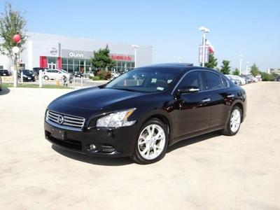 2012 Nissan Maxima SV Sedan for sale in San Antonio for $22,650 with 38,199 miles.