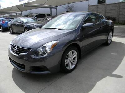 2012 Nissan Altima 2.5 S Coupe for sale in San Antonio for $18,110 with 39,920 miles.