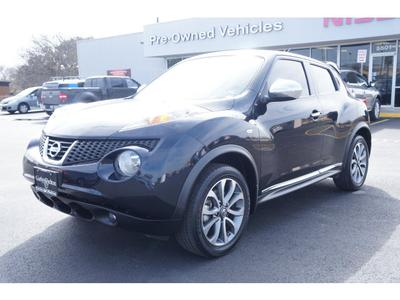 2011 Nissan Juke SUV for sale in Temple for $19,800 with 25,816 miles.