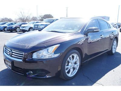 2012 Nissan Maxima Sedan for sale in Temple for $28,900 with 21,753 miles.