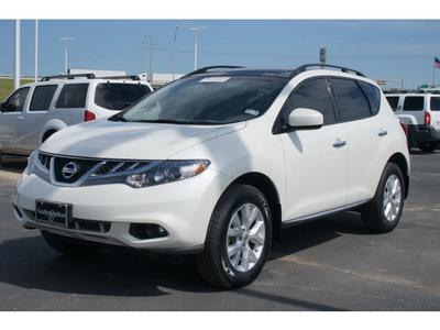 2012 Nissan Murano SL SUV for sale in Temple for $29,925 with 26,637 miles.