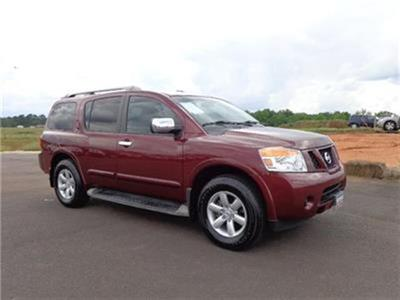 2010 Nissan Armada SE SUV for sale in Enterprise for $24,801 with 64,948 miles.