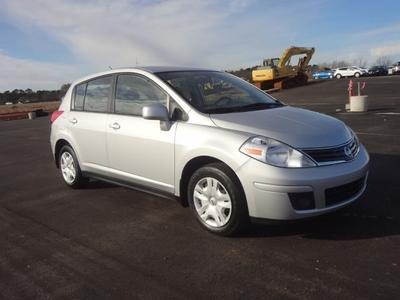 2012 Nissan Versa 1.8 SL Hatchback for sale in Enterprise for $15,450 with 26,785 miles.