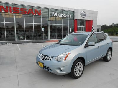 2012 Nissan Rogue SV SUV for sale in Lufkin for $24,995 with 20,320 miles.