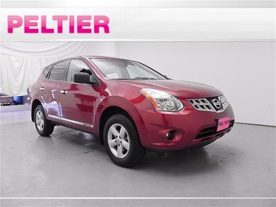 2012 Nissan Rogue S SUV for sale in Tyler for $20,495 with 38,838 miles.