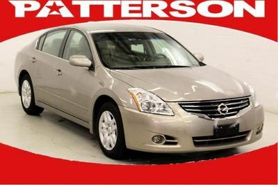2012 Nissan Altima 2.5 S Sedan for sale in Longview for $13,995 with 43,101 miles.