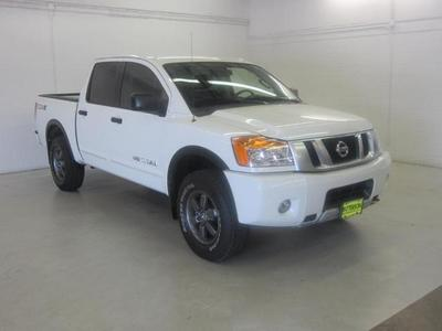 2014 Nissan Titan PRO-4X Crew Cab Pickup for sale in Longview for $32,995 with 5,001 miles.