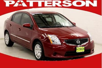 2012 Nissan Sentra 2.0 S Sedan for sale in Longview for $15,995 with 34,740 miles.