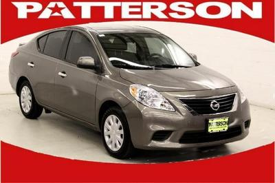 2013 Nissan Versa 1.6 SV Sedan for sale in Longview for $14,995 with 26,917 miles.