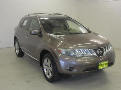 2010 Nissan Murano SL SUV for sale in Longview for $20,995 with 71,192 miles.