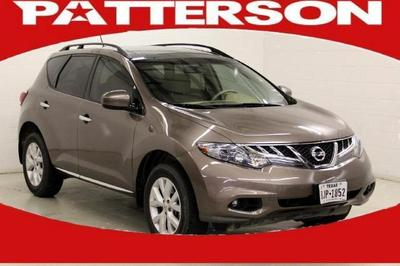 2011 Nissan Murano SV SUV for sale in Longview for $21,995 with 30,645 miles.