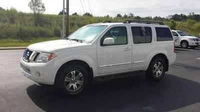 2011 Nissan Pathfinder Silver SUV for sale in Grenada for $23,488 with 41,640 miles.