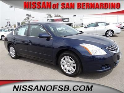 2011 Nissan Altima 2.5 Sedan for sale in San Bernardino for $16,999 with 72,650 miles.