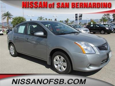2012 Nissan Sentra 2.0 S Sedan for sale in San Bernardino for $14,798 with 16,686 miles.