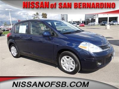 2012 Nissan Versa 1.8 S Hatchback for sale in San Bernardino for $15,999 with 38,305 miles.