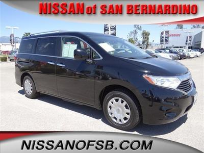 2012 Nissan Quest S Minivan for sale in San Bernardino for $20,986 with 55,049 miles.