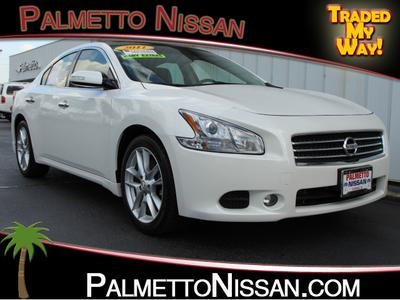 2011 Nissan Maxima SV Sedan for sale in Florence for $23,995 with 42,755 miles.