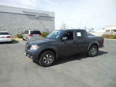 2011 Nissan Frontier Crew Cab Pickup for sale in Palmdale for $25,847 with 39,768 miles.